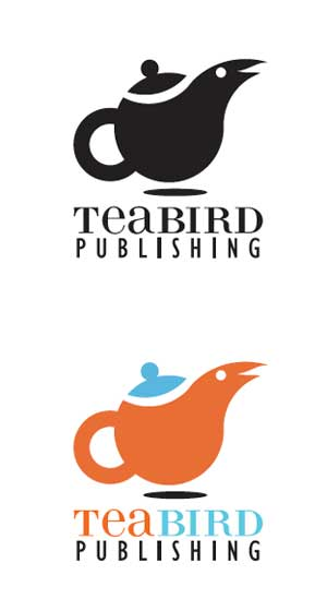 Logos of author's publishing company