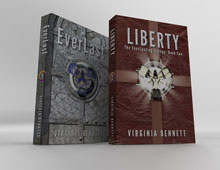 EverLast Novel Series: Logo & Covers