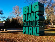 Albert Rec Unit Park Rejuventation: Identity & Promotion