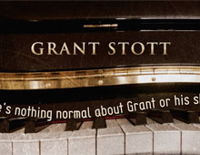 Grant Stott: Promotional items