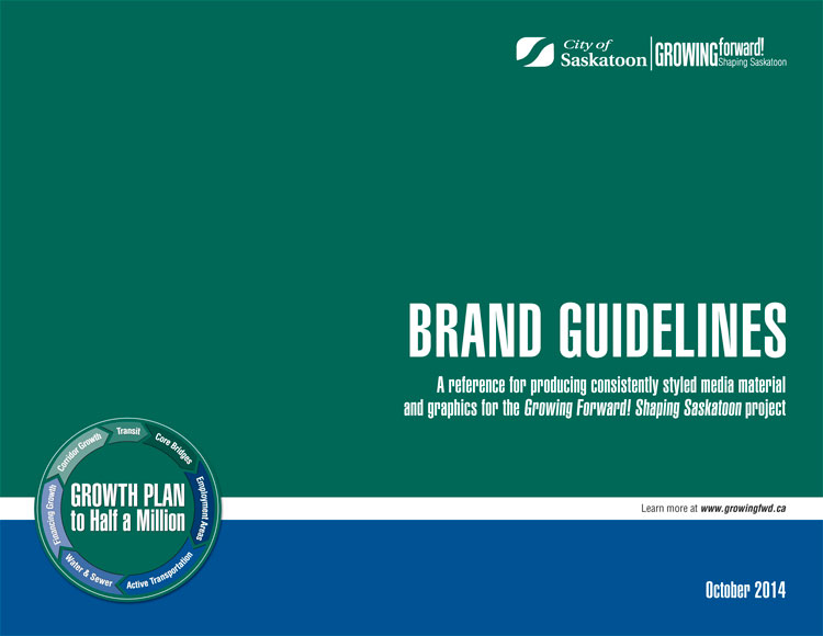 Growth Plan Brand Guidelines cover