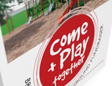 VVCA Playground Fundraising: Identity & Brochure
