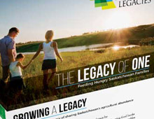 Farmland Legacies: brochure