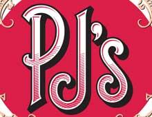 PJ's Wheelhouse: logo design