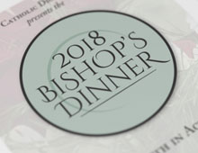 Bishop's Dinner: invitation