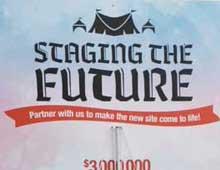 SOTS: Fundraising board